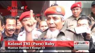 Download Video Mantan Petinggi Kopassus Pertanyakan Kepemimpinan Wiranto MP3 3GP MP4