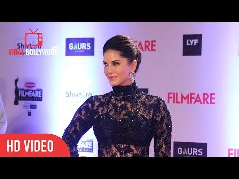 Sunny Leone at Filmfare Awards 2016 | Red Carpet | ViralBollywood