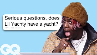 Video Lil Yachty Goes Undercover on Reddit, Youtube and Twitter   GQ MP3, 3GP, MP4, WEBM, AVI, FLV Januari 2019