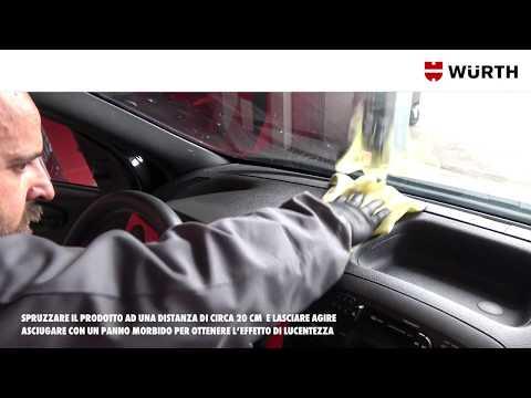 Pulizia auto | Pulitore per abitacolo Würth | Art. 0893 033 3