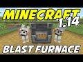 Download Lagu Minecraft 1.14 - BLAST FURNACE and SPEED CAVING - Minecraft 1.14 Snapshot Playthrough - Ep 3 Mp3 Free