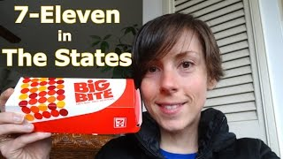 After years of eating 7-Eleven in Japan how do America's current offerings stack up? More about this video ► http://kydeanderic.com/KydeInTheStates Support o...