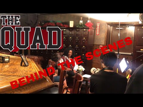 BEHIND THE SCENES FOR THE QUAD SEASON 2!!!