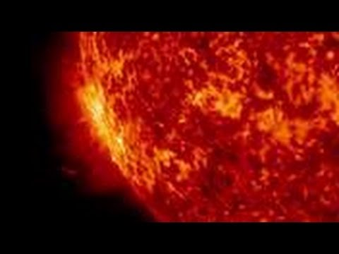 Solar Flare Could Hit Earth On Friday 13th