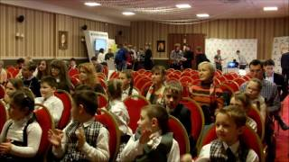 Видео награждения областного детского конкурса «Каким я вижу будущее»