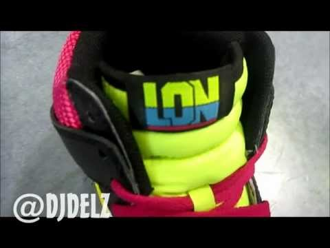 Nike Dunk High London Sneaker Review W/ Dj Delz