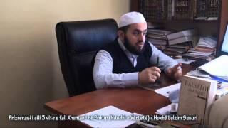 Prizrenasi i cili 3 vite e fali Xhumanë në Shkup (Ndodhi e Vërtetë) - Hoxhë Lulzim Susuri