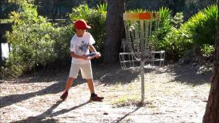 Gulf Breeze (FL) United States  city pictures gallery : Sunset Disc Golf Course- Gulf Breeze, FL