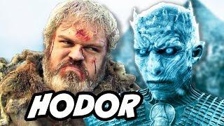 Game Of Thrones Season 6 Episode 5. Hodor Explained, Hold The Door, White Walker Night's King Origin Story, Children Of The...
