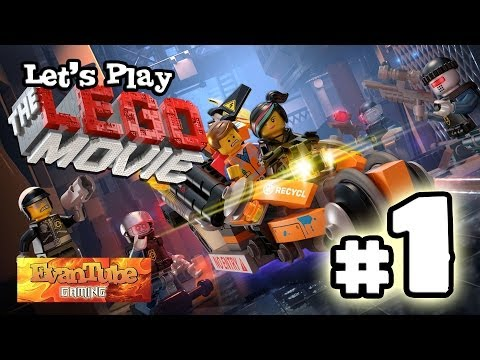 evantubehd's - Just saw The LEGO MOVIE this weekend and wanted to give the new LEGO MOVIE VIDEO GAME a try! AWESOME! Product Details: Transform the ordinary into the extrao...