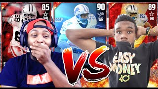 MOST EPIC GAME COMES DOWN TO THE WIRE VS AIR JONES - Madden 17 Draft Champions