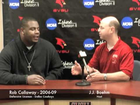 Spring Game Interviews - Paul Spicer and Rob Callaway