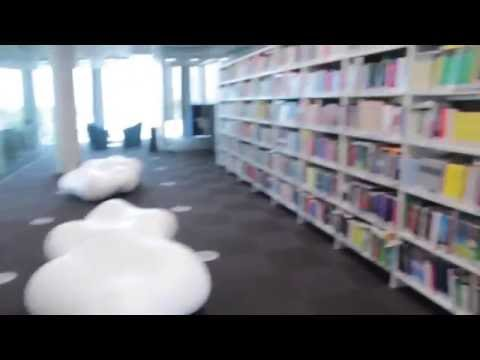 University of Bedfordshire New Library Tour 2016