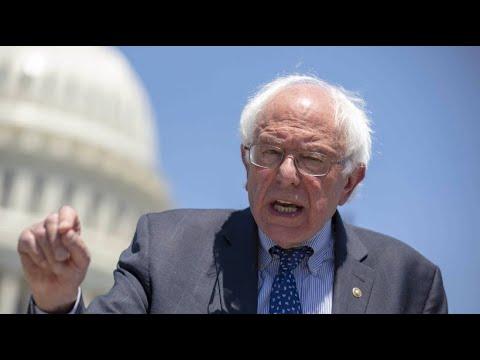 USA: Senator Bernie Sanders will abermals für die Präsidentschaft kandidieren