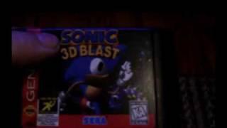 Sonic 3D Blast Crazy Cheat