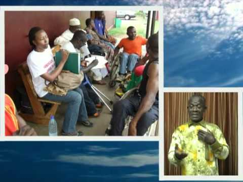 Image of the video: Civic and Political Rights of Persons with Disabilities in Cameroon