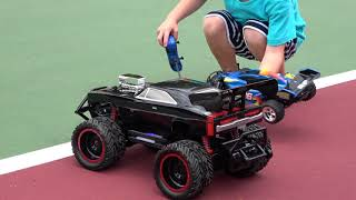 Nonton Race Cars /Fast and Furious Elite Off-Road RC Vehicle , RC Vengeance Car, Off Road Racer Blue Film Subtitle Indonesia Streaming Movie Download