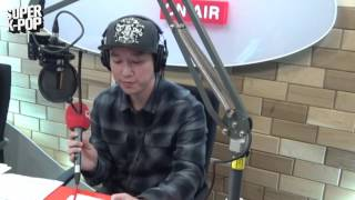 박지용 (Giyong) paid a visit to Super K-Pop. Check out the live performances of his song 'Marry Me (구윤회 Gu Yoon Heo)'.