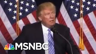 Video President Donald Trump Remarks May Undo His Racist Policies | Rachel Maddow | MSNBC MP3, 3GP, MP4, WEBM, AVI, FLV September 2018