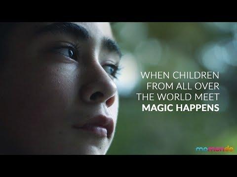 Filme traz crianças e promove a tolerância
