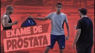 Pegadinhas - PEGADINHA - EXAME DE PRÓSTATA GRÁTIS! #DESAFIO 87