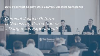Click to play: Criminal Justice Reform: A Necessary Correction or a Dangerous Experiment?