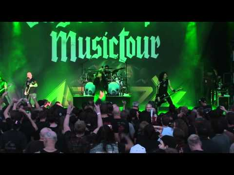 Anthrax - Madhouse (Live In Columbus, Ohio 2010) (HD)