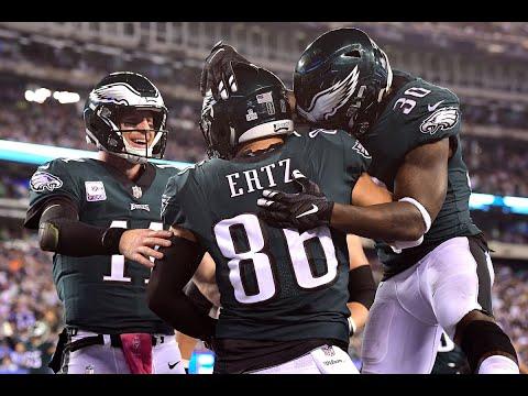 Eagles Vs Giants Week 6 2018 Recap - Wentz Wagon!!
