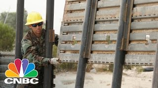 Big Picture View Of Donald Trump's Proposed Border Tax | Squawk Box | CNBC