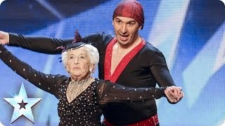 Video Spectacular Salsa - Paddy & Nico - Electric Ballroom | Britain's Got Talent 2014 MP3, 3GP, MP4, WEBM, AVI, FLV Agustus 2018