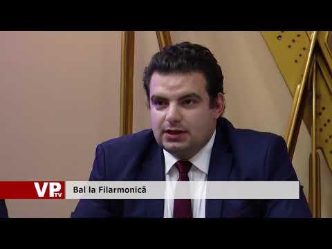 Bal la Filarmonică