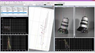 Tracking 3D sur chutage