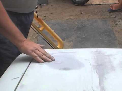 Как сделать рубанок для шпаклевки авто