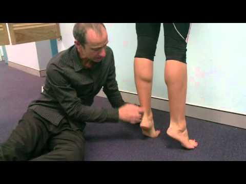 1. Physiotherapy North Sydney: Achilles Tendon Injury Exercise on floor