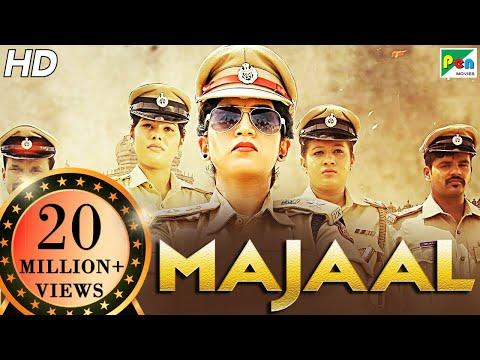 Majaal (HD) New Action Hindi Dubbed Movie   Jana Gana Mana    Ayesha Habib, Ravi Kale