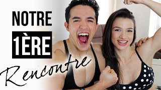 Video NOTRE PREMIERE RENCONTRE !!! Ft. TiboInShape MP3, 3GP, MP4, WEBM, AVI, FLV Juli 2017