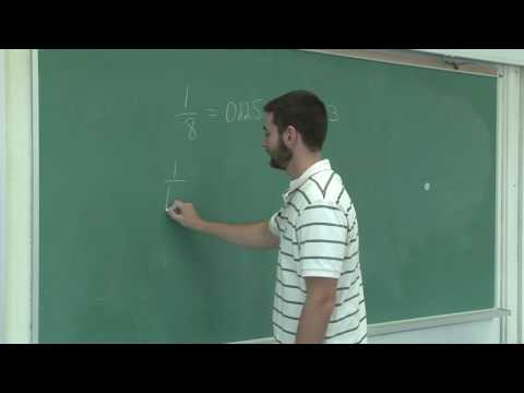 Basic Math Skills : Rounding Fractions