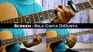 Video Screen - Bila Cinta Didusta (Instrumental/Full Acoustic/Guitar Cover) MP3, 3GP, MP4, WEBM, AVI, FLV November 2018