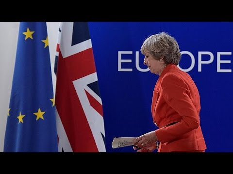Brexit: «Πρώτη» της Τερέζα Μέι στις Βρυξέλλες – Αισιοδοξία και εμπόδια