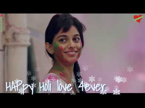 Holi Status Video For Whatsapp