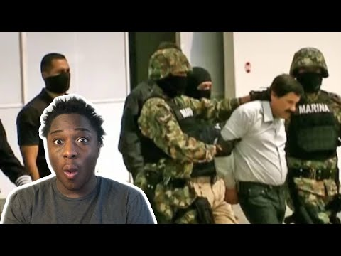 The Fall of El Chapo (True Crime Documentary) PART. 1 | REACTION