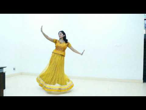 Aaja nachle dance cover   Madhuri dance   Jyoti