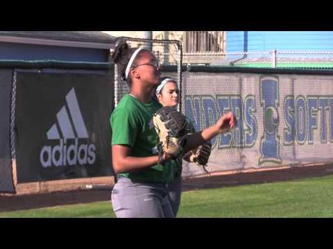 Softball Opens Preseason Practice