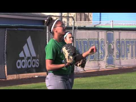 Softball Opens Preseason Practice