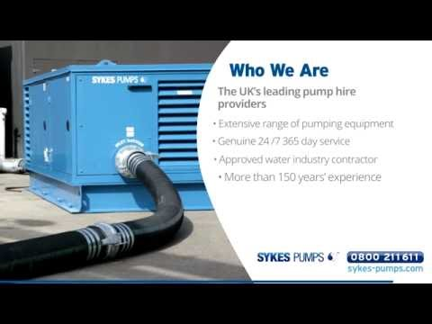 About Sykes Pumps