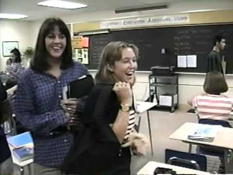 Final Project Footage - Concord High School - 1996