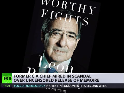 uncensored - It appears a former CIA chief is at a stand-off with the agency. That's after Leon Panetta published a book about his work for the Obama administration without final approval from officials....