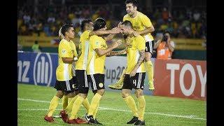 Video Ceres Negros 4-2 Yangon United FC (AFC Cup 2018 ASEAN Zone Semi-Final: First Leg) MP3, 3GP, MP4, WEBM, AVI, FLV Juni 2018