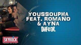 """Youssoupha """"On se connait """" feat. Ayna et Romano. #LaRadioLibre"""