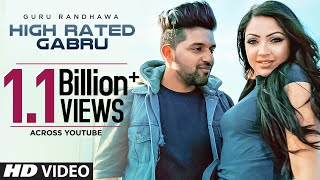 Video Guru Randhawa: High Rated Gabru Official Song | Manj Musik | DirectorGifty | T-Series MP3, 3GP, MP4, WEBM, AVI, FLV November 2017